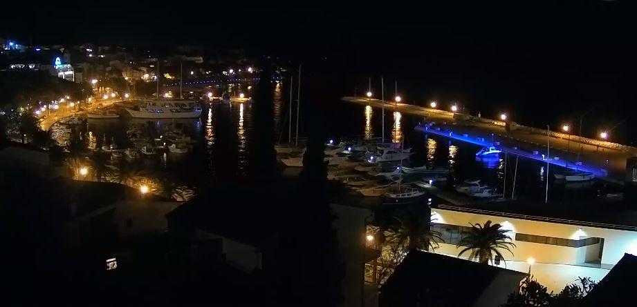 Live Cam Croatia, Baska Voda Marina 27