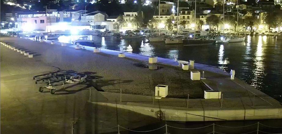 Live Cam Croatia, Baska Voda Marina Cam 2 26