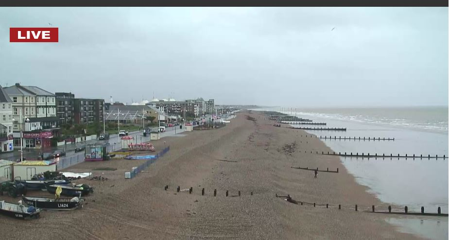 Bognor Regis Pier Live Cam, West Sussex UK