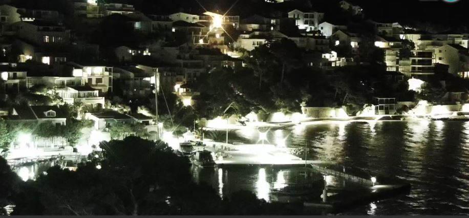Live Cam Croatia, Brela Marina Webcam 12