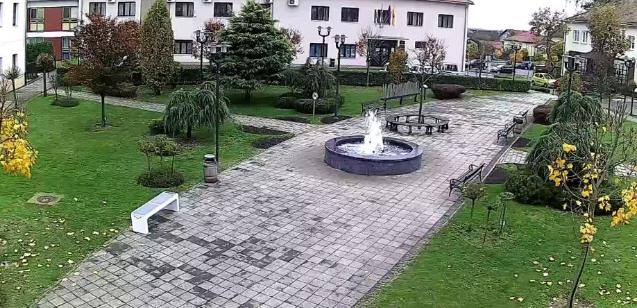 Live Cam Croatia, Čazma Town Center