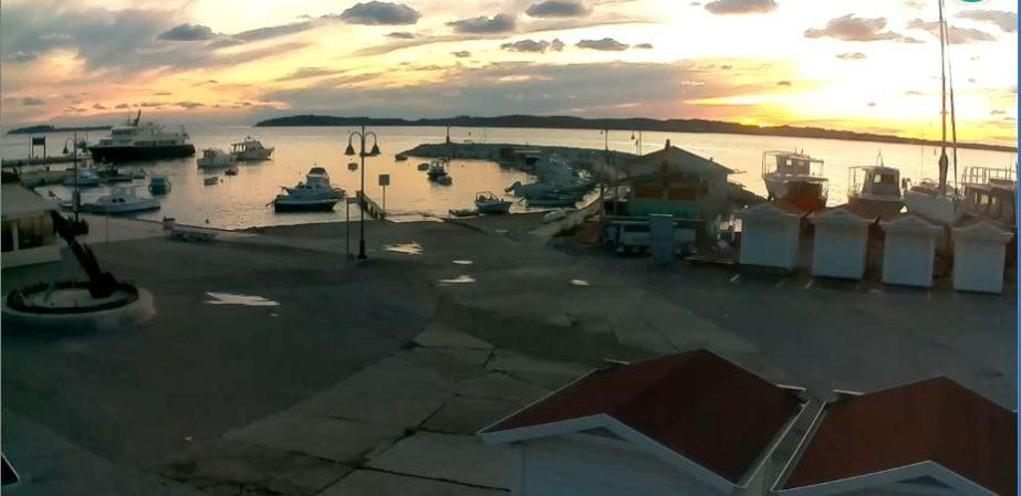 Live Cam Croatia, Fazana, Brijuni Island view