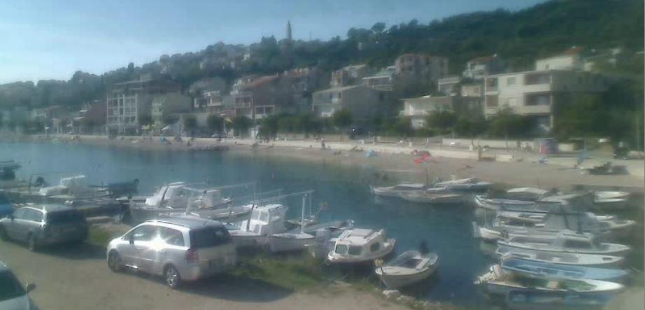 Live Cam Croatia, Igrane Marina