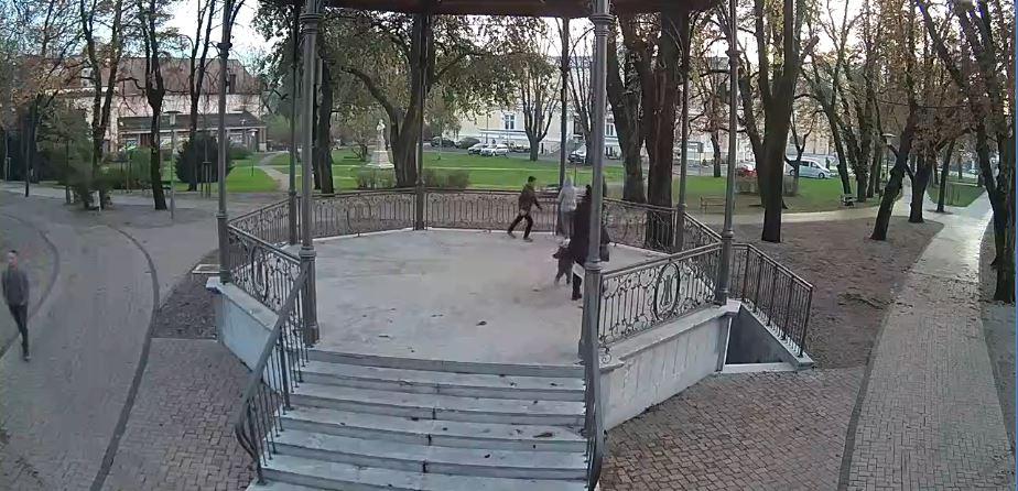 Live Cam Croatia, Karlovac Park Webcam