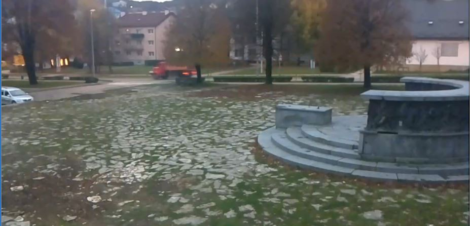 Live Cam Croatia, Korenica Park, Lika