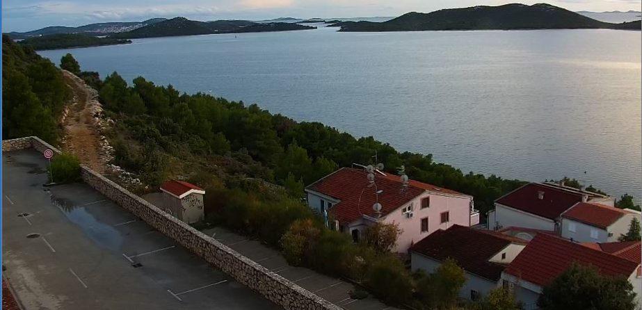 Live Cam Croatia, Vrgada, Kornati Island
