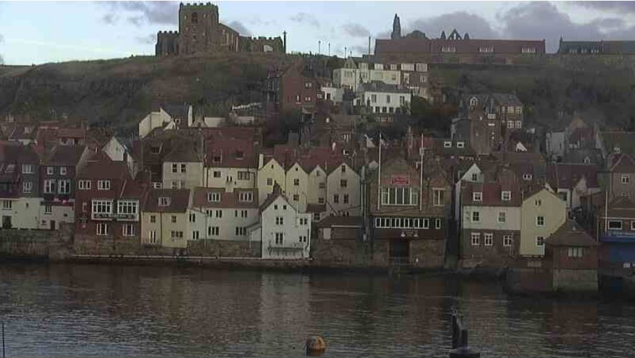 Whitby harbour Live Cam, UK