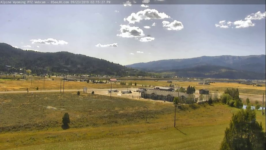 Live Cam USA, Alpine Wyoming Star Valley