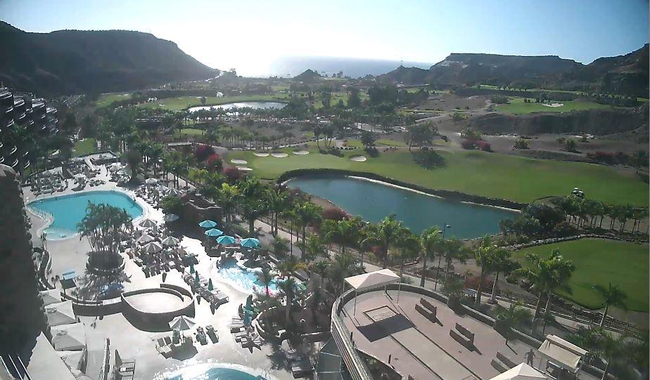 Live Cam Gran Canaria, Anfi Tauro Resort, Spain 20