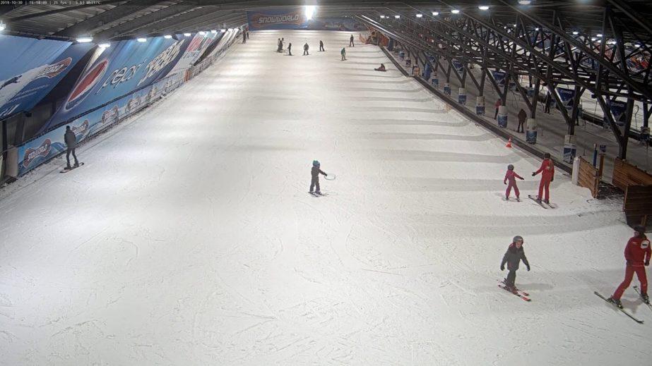 Live Cam Netherlands 4k, SnowWorld Landgraaf 1