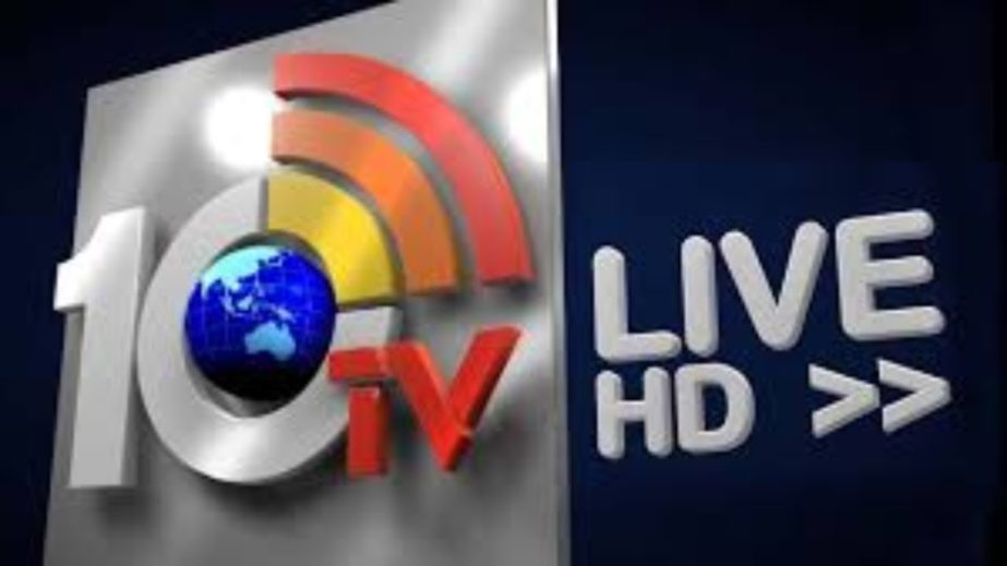 Indian Live Cam, 10 TV News, Telugu 1