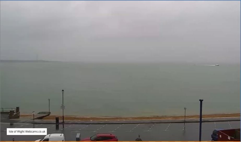 Live Cam England, Cowes, Isle of Wight 26