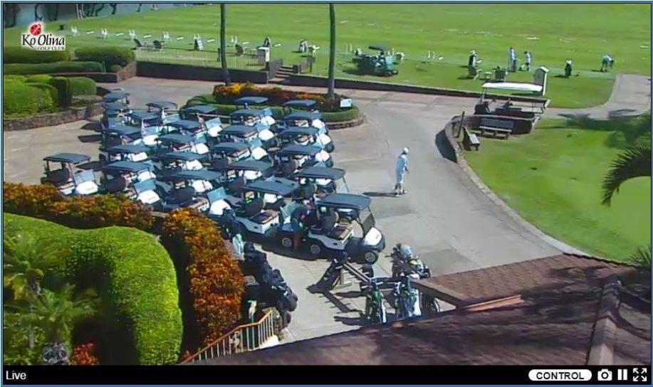 Live Cam Hawaii, Ko Olina Golf Club Oahu 4