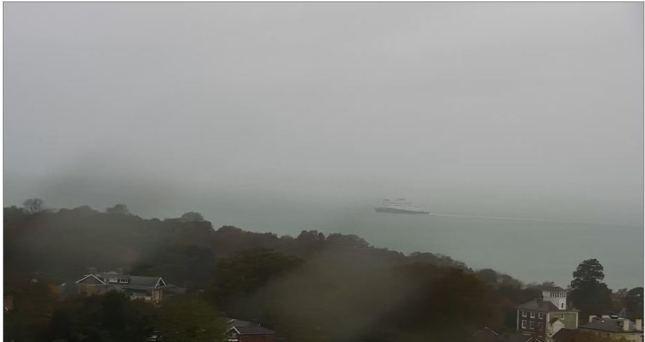 Live Cam England, The Solent, Isle of Wight