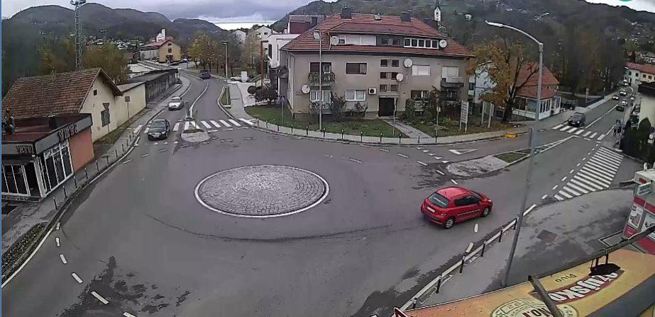 Live Cam Croatia, Krapina Town center 4