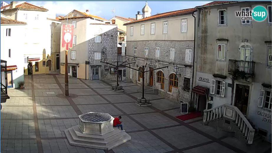 Live Cam Croatia, Krk Vela Placa