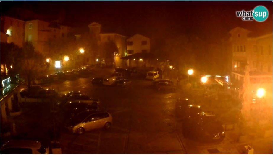 Live Cam Croatia, Labin Old Town Street Cam 2
