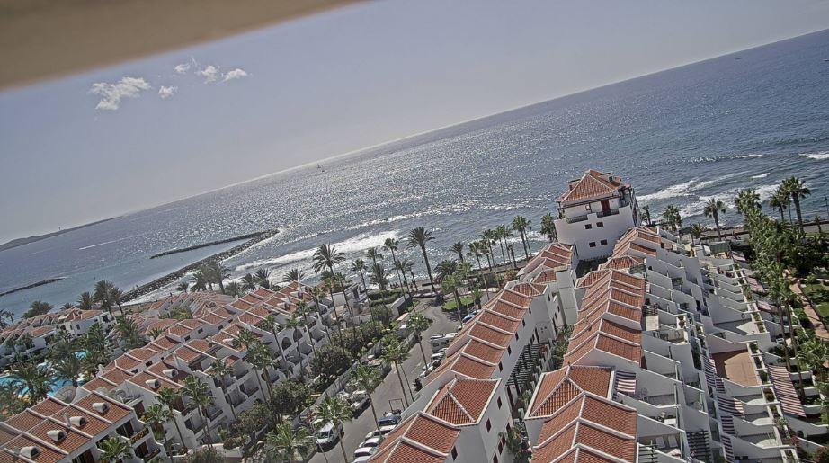 Live Cam Tenerife, Parque Santiago Las Americas, Spain 6