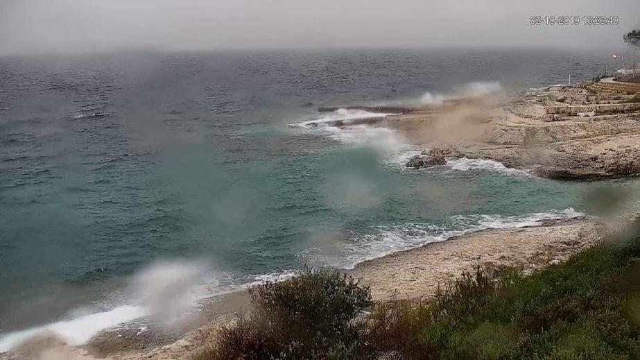 Live Cam Croatia, Borik Beach, Zadar 1