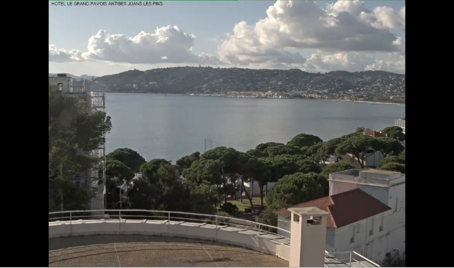 Live Cam France, Hotel Le Grand Pavois Antibes Juan-les-Pins 29