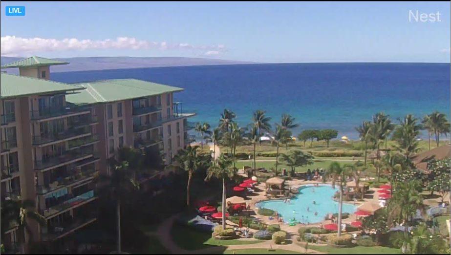 Live Cam Hawaii, Honua Kai Resort & Spa, Lahaina 1