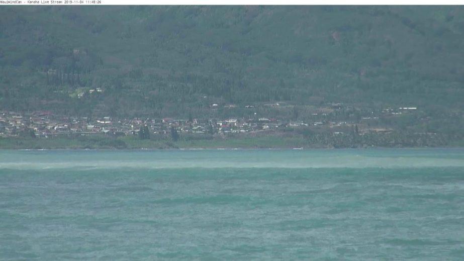 Live Cam Hawaii, Kanaha Beach Maui