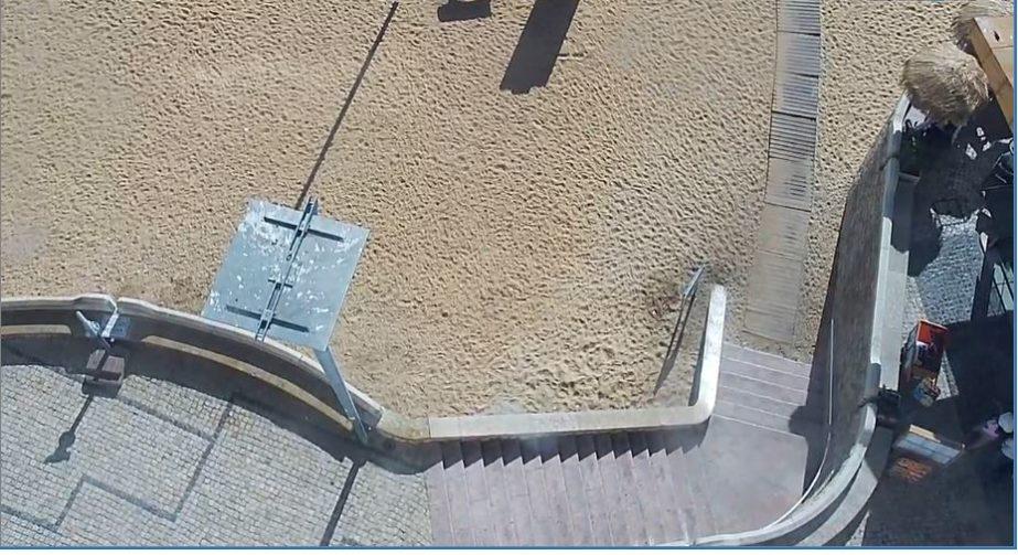 Live Cam Portugal, Praia do Túnel Beach Webcam, Albufeira