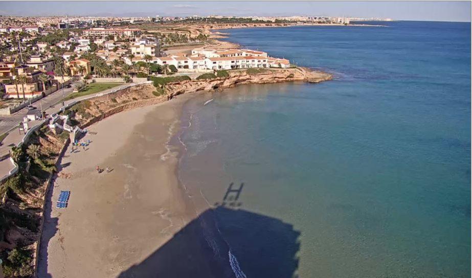 Live Cam Spain, La Zenia hotel Beach Webcam, Costa Blanca 17