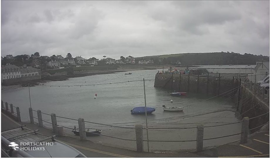 Live Cam Cornwall, St Mawes England 9