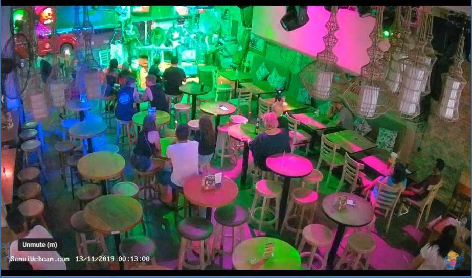 Live Cam Thailand, The Palms Bar & Grill Samui 6