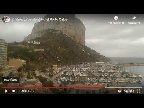 Live Cam Spain, Calp Marina, Calpe Alicante 8