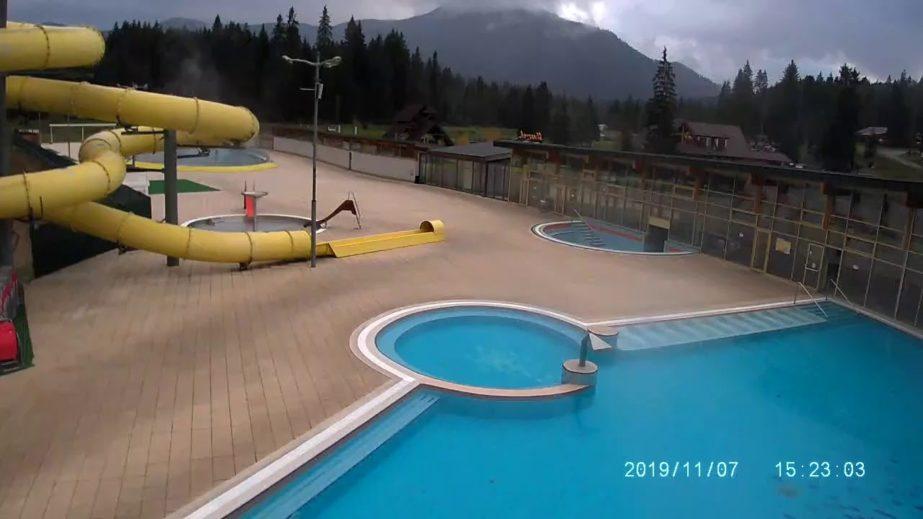 Live Cam Slovakia, Aquapark Meander, Oravice Tvrdošín 2