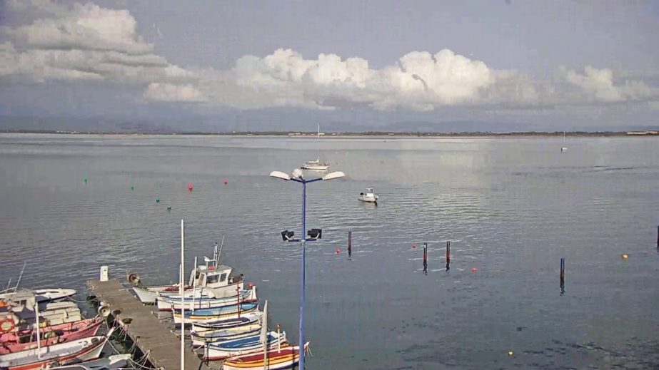 Live Cam France, Hyères Harbor 1