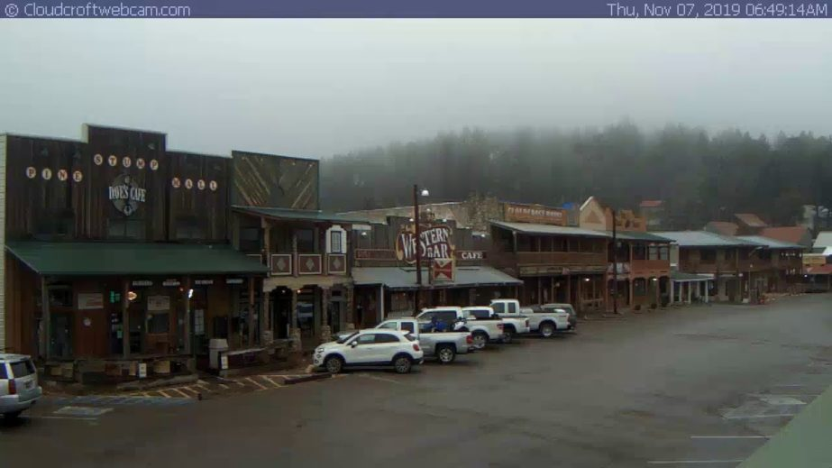 Live Cam USA, Burro Street Exchange, Cloudcroft, New Mexico 8