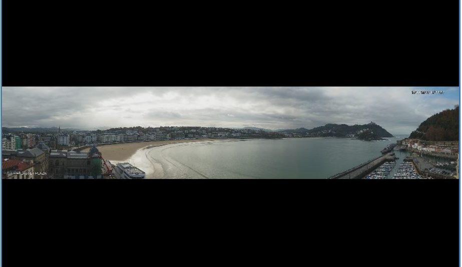 Live Cam Donostia, San Sebastian Spain 3