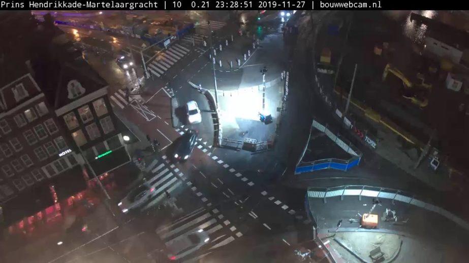 Live Cam Amsterdam, Traffic Webcam 8