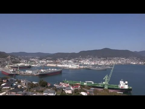 Live Cam Japan, Sasebo Port Webcam, Nagasaki 3