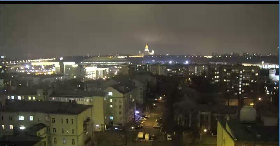 Live Cam Moscow, Russia Webcam 4