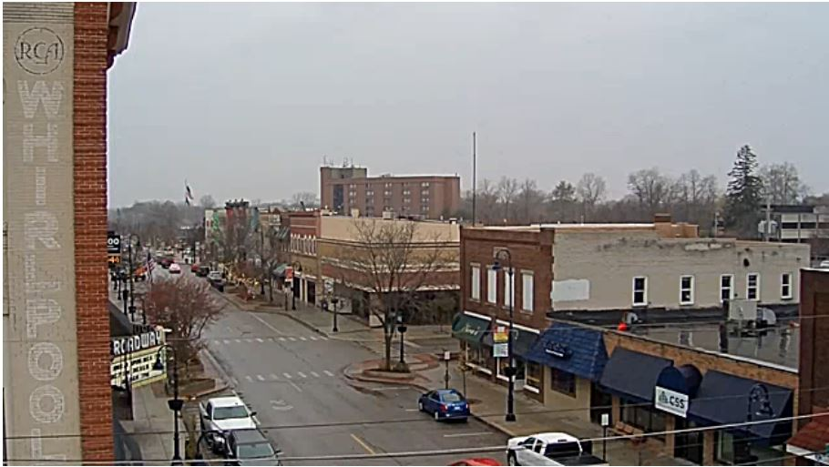 Live Cam Mount Pleasant City, Michigan USA 19