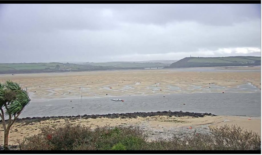 Live Cam Rock Beach, Cornwall Webcam 5