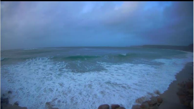 Live Cam Sennen Beach, Cornwall Webcam 6