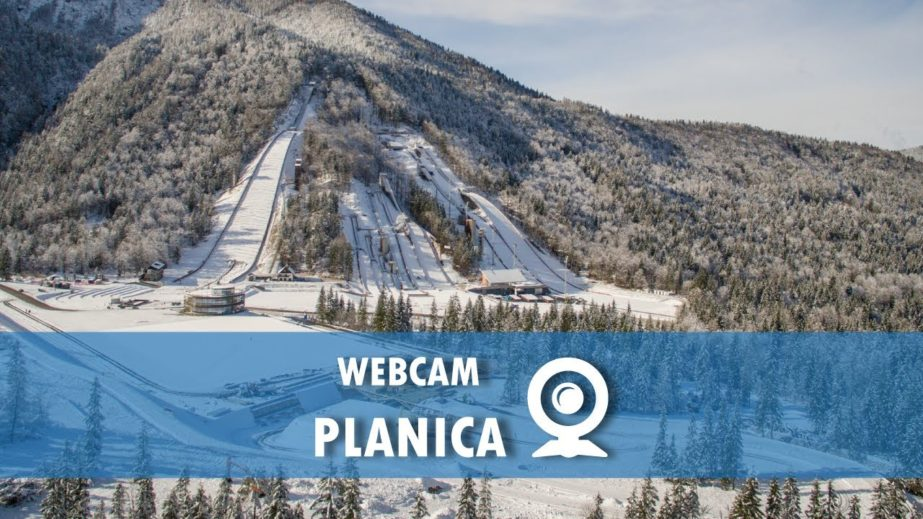 Slovenia Ski Resort Live Cam, Planica Alpine valley 3