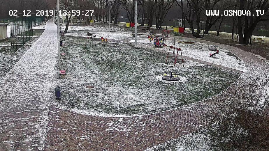 Live Cam Chernihiv, Park Webcam 7