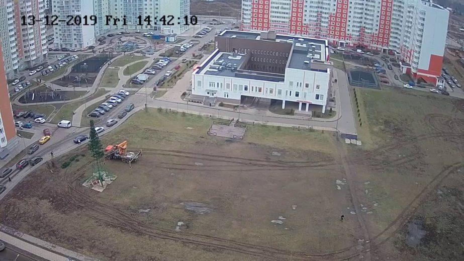Live Cam Moscow, Vatutinki Clinic Webcam 3