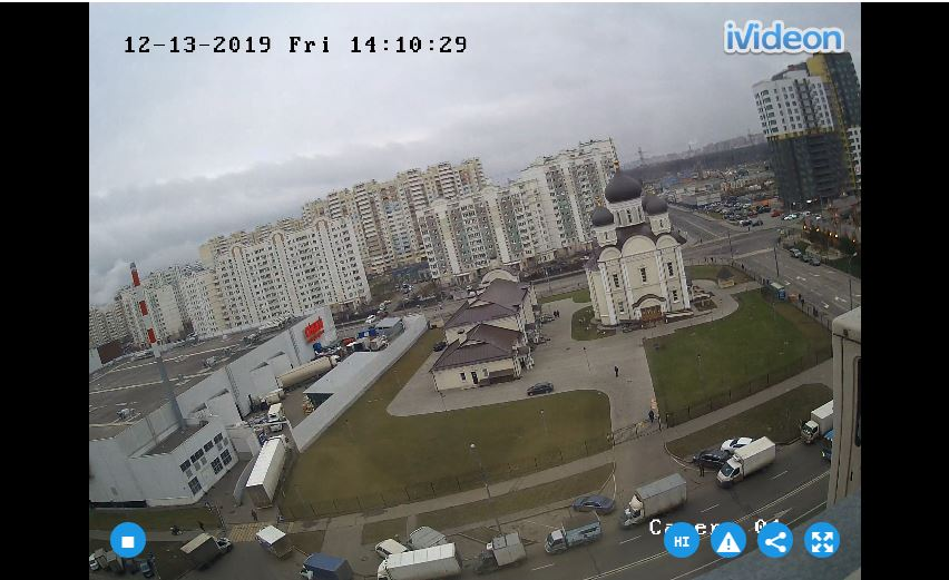 moscow church live cam