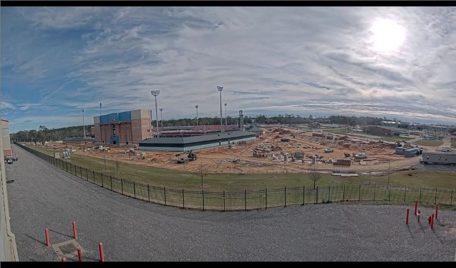 Hancock Whitney Stadium Live Cam