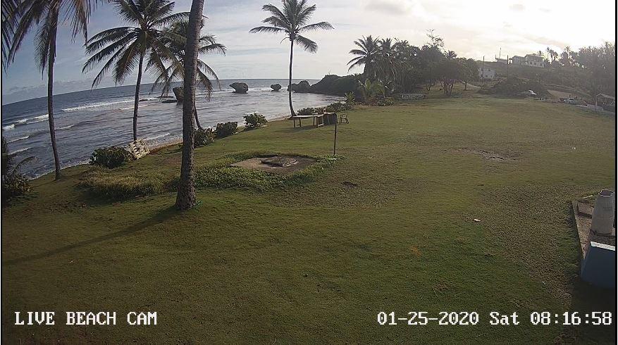 bathsheba beach live cam