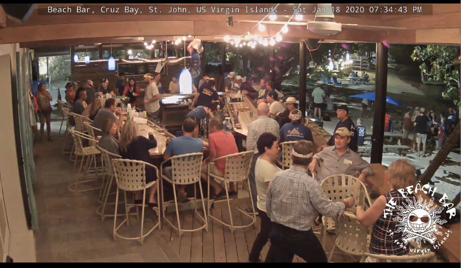 beach bar live cam
