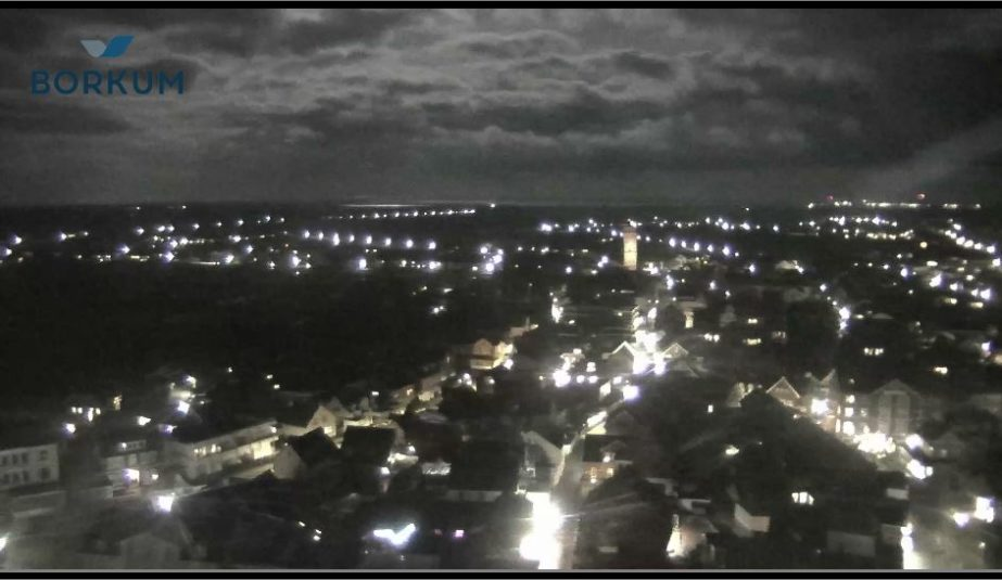 borkum live cam germany