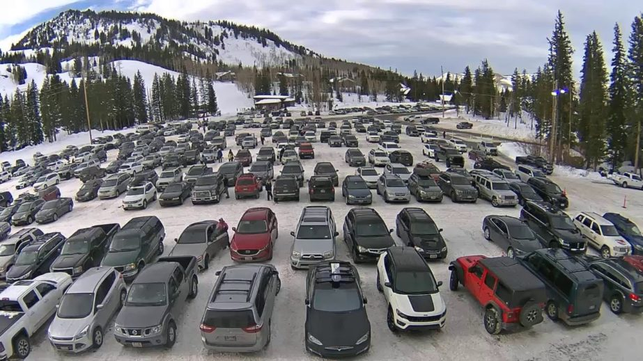 Brighton Ski Resort Live Cam